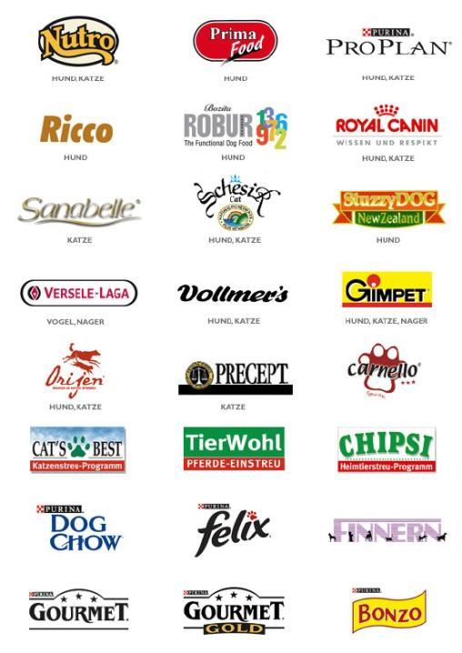 Schwedt Fauna - unsere Marken